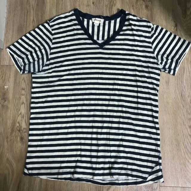 SCOTCH & SODA(スコッチアンドソーダ)のスコッチ&ソーダ ディーゼル 2枚ボーダー Tシャツ メンズのトップス(Tシャツ/カットソー(半袖/袖なし))の商品写真