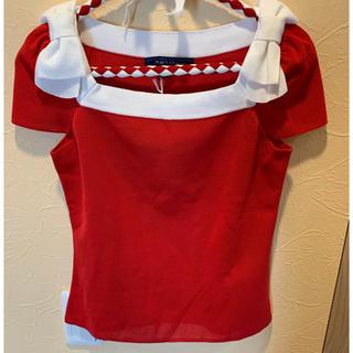 エムズグレイシー(M'S GRACY)のM'sグレーシートップス(Tシャツ/カットソー(半袖/袖なし))