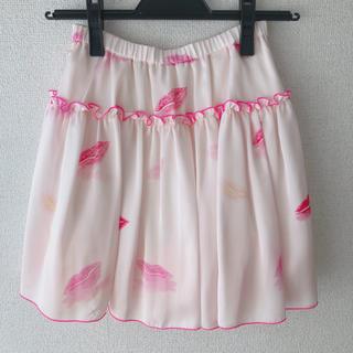 ハニーミーハニー(Honey mi Honey)のHONEY MI HONEY 未使用スカート(ミニスカート)