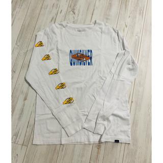 クイックシルバー(QUIKSILVER)のクイックシルバーTシャツ2点(Tシャツ/カットソー(七分/長袖))