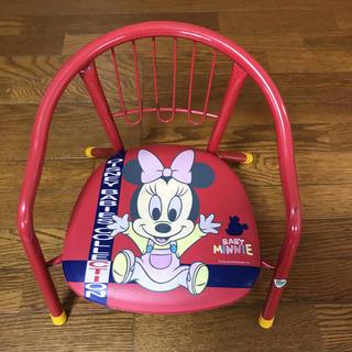Disney - ディズニー ベビーミニー 3才未満 幼児用チェアー イス