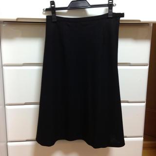 ドゥファミリー(DO!FAMILY)のドゥファミリーの黒スカート❤(ひざ丈スカート)