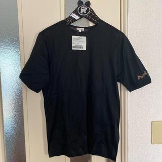 エルメス(Hermes)のHERMES 新品 黒 馬車刺繍付き 半袖 ティーシャツ(シャツ/ブラウス(半袖/袖なし))