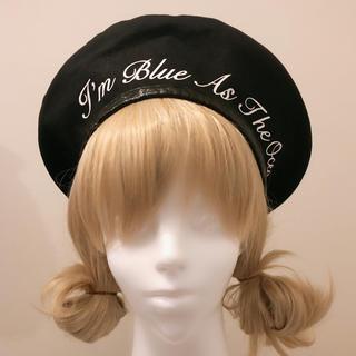ミルクボーイ(MILKBOY)のミルクボーイ ベレー帽 ハット セーラー(ハンチング/ベレー帽)
