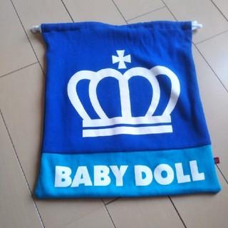 ベビードール(BABYDOLL)の未使用!ベビードールの巾着袋(ポーチ)