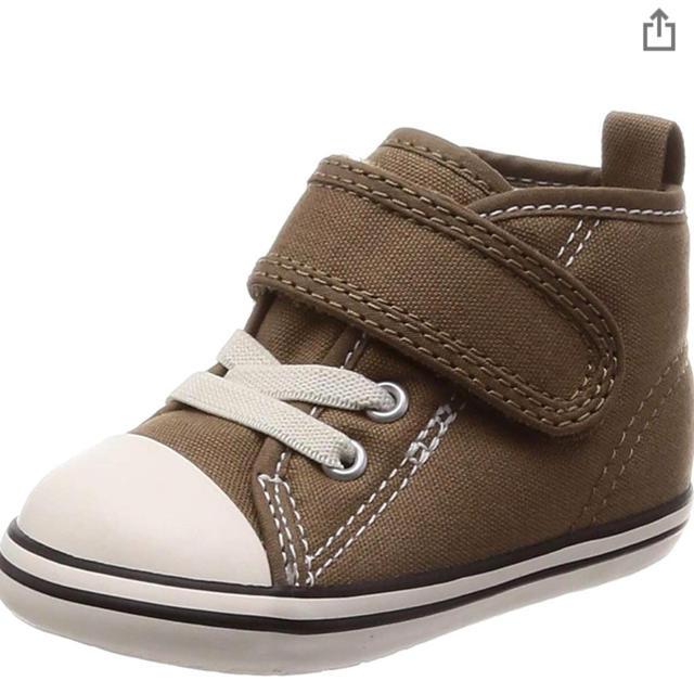 CONVERSE(コンバース)のconverse☆新品未使用 14.5cm キッズ/ベビー/マタニティのベビー靴/シューズ(~14cm)(スニーカー)の商品写真