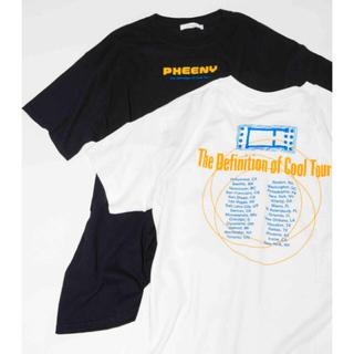 フィーニー(PHEENY)のPHEENY×B&Y コラボロゴTシャツ(Tシャツ(半袖/袖なし))