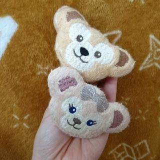 ディズニー(Disney)のダッフィー&シェリーメイ☆ラトル☆(がらがら/ラトル)