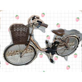 パナソニック(Panasonic)のパナソニック 電動アシスト自転車(自転車本体)