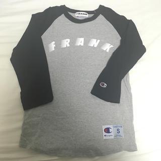 フランクワンファイブワン(Frank151)のFRANK×champion ラグランT(Tシャツ(長袖/七分))
