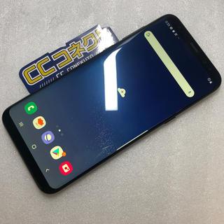 ギャラクシー(Galaxy)のau SAMSUNG GALAXY S8+ SCV35 ブラック ジャンク(スマートフォン本体)