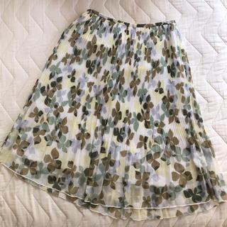 ヨンドシー(4℃)の4°Cスカート36号 Sサイズ(ひざ丈スカート)