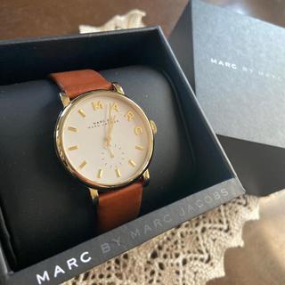 マークバイマークジェイコブス(MARC BY MARC JACOBS)の【ゲッターマウス様専用】MARC BY MARC JACOBS マークバイマーク(腕時計)