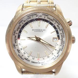 バーバリー(BURBERRY)のAA248 バーバリー 腕時計 ワールドタイム 6117-H28518TA(腕時計(アナログ))