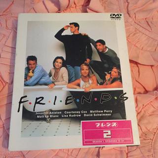 フレンズ〈ファースト〉セット1 と2 DVD(TVドラマ)