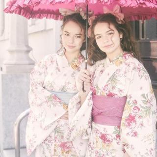 メゾンドフルール(Maison de FLEUR)のMaison de FLEUR ♡ Paris bouquet yukata(浴衣)