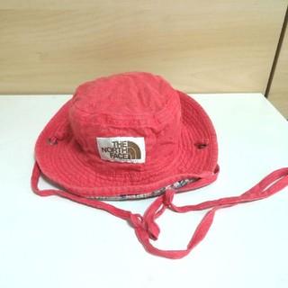 ザノースフェイス(THE NORTH FACE)の【送料無料】ノースフェイス キッズ 帽子 ハット リバーシブル 52cm(帽子)