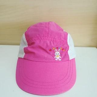 ミキハウス(mikihouse)の【送料無料】子供48cm 帽子 キャップ 日よけカバー ミキハウス(帽子)