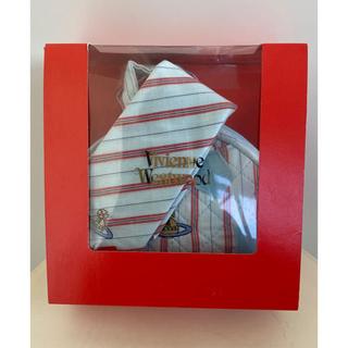 ヴィヴィアンウエストウッド(Vivienne Westwood)のVivienne Westwood 新品 ハンカチ ミニバッグ ポーチセット(ポーチ)