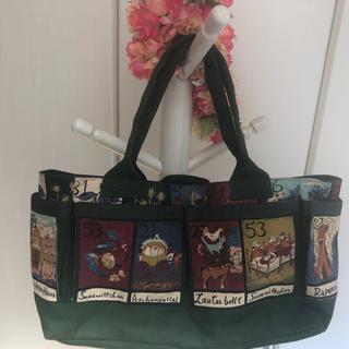 ジェーンマープル(JaneMarple)のジェーンマープル フェアリーテイルカードガーデニング バッグ(トートバッグ)
