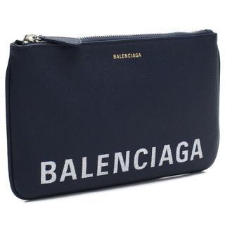 バレンシアガ(Balenciaga)のバレンシアガ(BALENCIAGA) VILLE ポーチ(ポーチ)