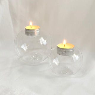import candle holder 2 set(キャンドルホルダー)
