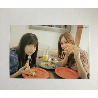 ノギザカフォーティーシックス(乃木坂46)ののぎたび 特典ポスターカード(地図/旅行ガイド)