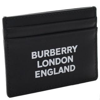 バーバリー(BURBERRY)のBURBERRY ロゴ入り カードケース 8009213(名刺入れ/定期入れ)