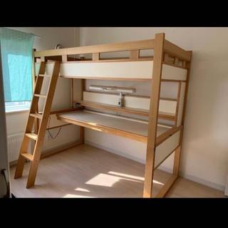 ロフトベッド システムベッド(ロフトベッド/システムベッド)