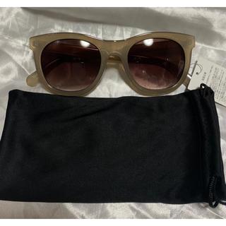 ユナイテッドアローズ(UNITED ARROWS)のサングラス 新品未使用品  大草直子着用(サングラス/メガネ)
