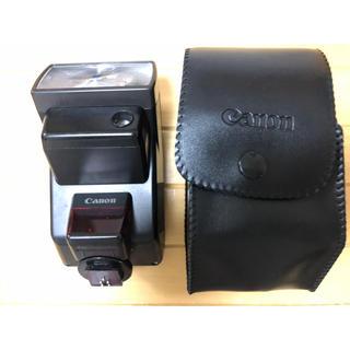 キヤノン(Canon)のCanon Speedlite 300EZ ジャンク(ストロボ/照明)
