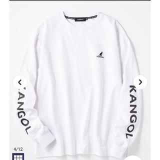 カンゴール(KANGOL)の【新品】KANGOL タイダイプリントロンT(Tシャツ(長袖/七分))