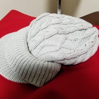 マリークワント(MARY QUANT)のMARY QUANT ニット帽子(ニット帽/ビーニー)