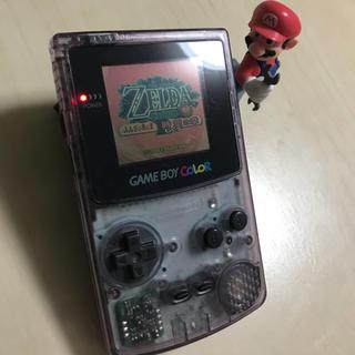 ゲームボーイ - 美中古 ゲームボーイ カラー本体のみ