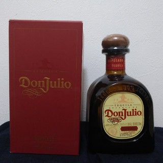 テキーラ ドンフリオ レポサド(蒸留酒/スピリッツ)