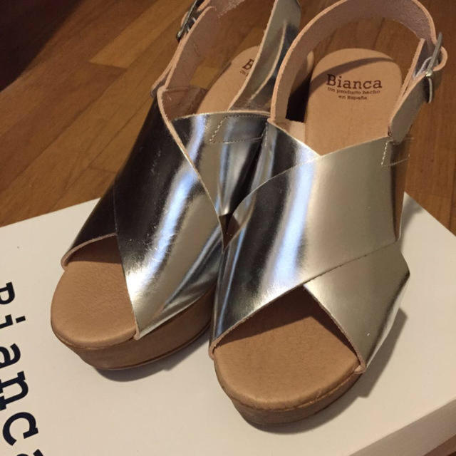 SHIPS(シップス)のシップス♡ビアンカ サンダル レディースの靴/シューズ(サンダル)の商品写真
