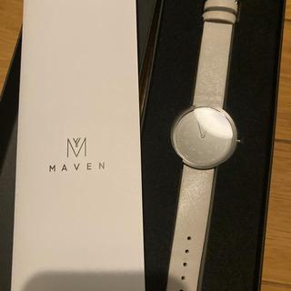 ビューティアンドユースユナイテッドアローズ(BEAUTY&YOUTH UNITED ARROWS)の腕時計 MAVEN WATCHES(腕時計)
