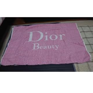 クリスチャンディオール(Christian Dior)の Christian Dior バスタオル(タオル/バス用品)