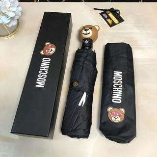 モスキーノ(MOSCHINO)のモスキーノ 折りたたみ傘(傘)
