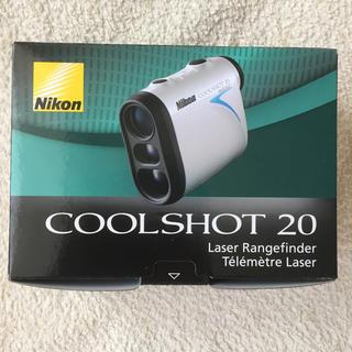 ニコン(Nikon)のニコンクールショット20 新品未使用(ゴルフ)