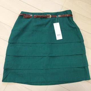 インデックス(INDEX)の[新品未使用]INDEXスカート(ミニスカート)