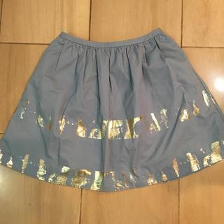 チェスティ(Chesty)のすもも様専用Chesty♡ブルースカート(ひざ丈スカート)