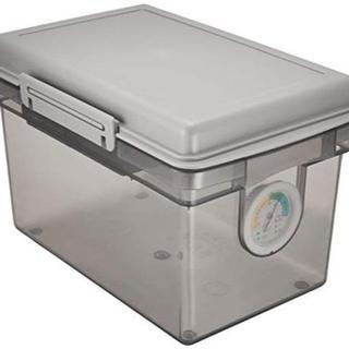 【売切れ御免】キャパティドライボックス カメラ保管防湿庫 8L(防湿庫)
