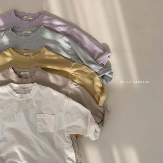 コドモビームス(こどもビームス)の韓国子供服★大人気ブランド!今季大人気!(Tシャツ)