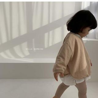ザラキッズ(ZARA KIDS)の韓国子供服★大人気ブランド(トレーナー)
