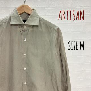 アルティザン(ARTISAN)のARTISAN アルチザン 総柄シャツ サイズM(シャツ)
