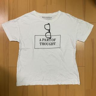 バックナンバー(BACK NUMBER)のTシャツ(Tシャツ(半袖/袖なし))