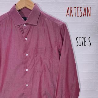 アルティザン(ARTISAN)のARTISAN アルチザン コットンシャツ サイズS(シャツ)