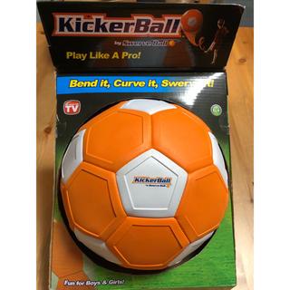 キッカー ボール Kicker Ball Swerve Ball [輸入品](スポーツ)
