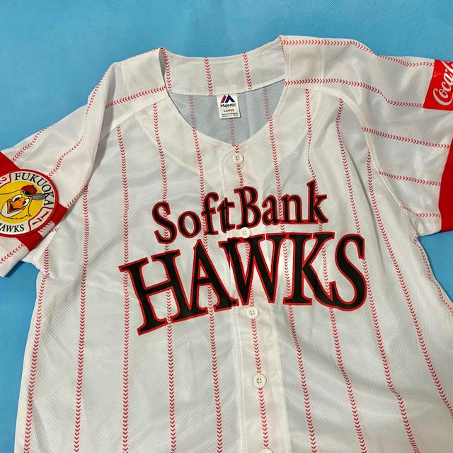 福岡ソフトバンクホークス(フクオカソフトバンクホークス)の非売品⭐︎ソフトバンクホークス 鷹の祭典ユニフォーム スポーツ/アウトドアの野球(応援グッズ)の商品写真
